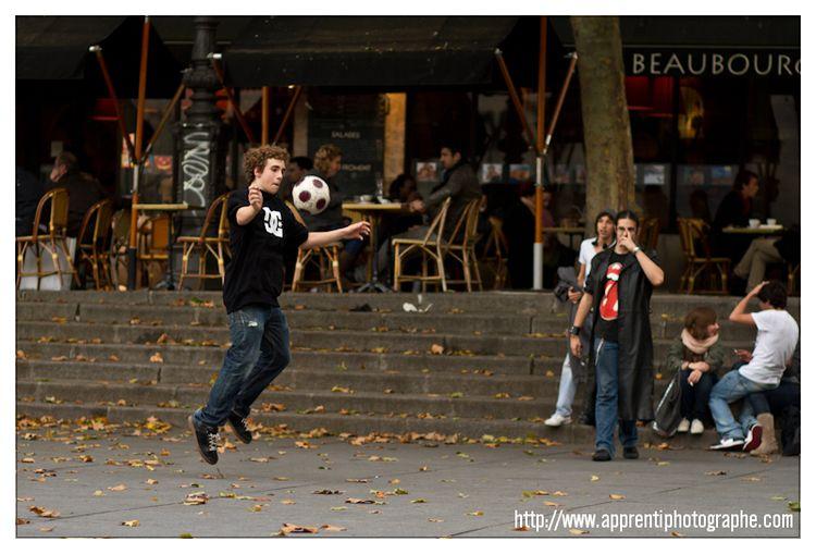 Street Soccer 2-1