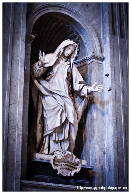 Vatican Statue-1